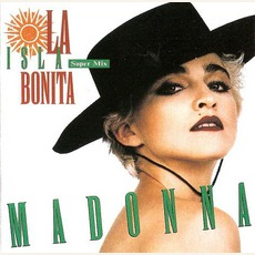 La Isla Bonita Super Mix Ep (Japan 5'' Cds - Australia)