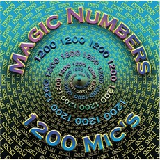 Magic Numbers mp3 Album by 1200 Micrograms