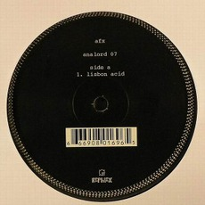Analord 07 mp3 Album by AFX