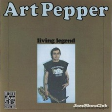 Living Legend mp3 Album by Art Pepper