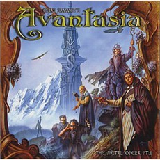 The Metal Opera, Part II mp3 Album by Avantasia