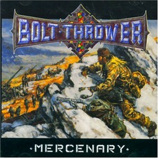 Mercenary mp3 Album by Bolt Thrower
