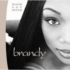 Never Say Never mp3 Album by Brandy