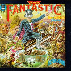Captain Fantastic and The Brown Dirt Cowboy mp3 Album by Elton John