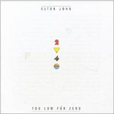 Too Low for Zero by Elton John