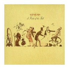 A Trick Of The Tail mp3 Album by Genesis