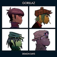 Demon Days mp3 Album by Gorillaz