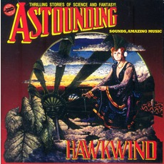 Astounding Sounds Amazing Music mp3 Album by Hawkwind