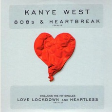 808S And Heartbreak mp3 Album by Kanye West
