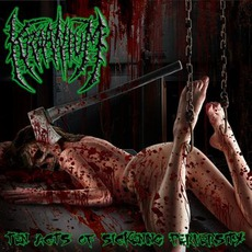 Ten Acts Of Sickening Perver.. mp3 Album by Kraanium