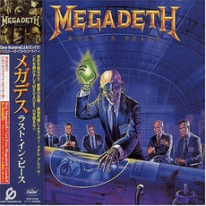 Rust in Peace mp3 Album by Megadeth