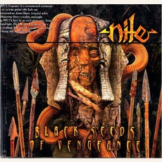 Black Seeds Of Vengeance mp3 Album by Nile