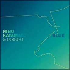 Blue mp3 Album by Nino Katamadze & Insight