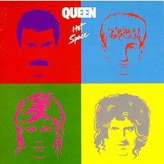 Hot Space (1994. Digital Remaster) mp3 Album by Queen