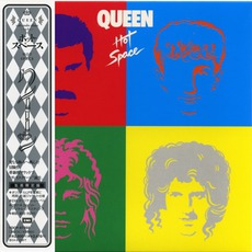 Hot Space (2004. Japan Remastered) mp3 Album by Queen