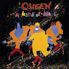 A Kind of Magic mp3 Album by Queen
