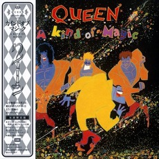 A Kind Of Magic (2001. Japan Remastered) mp3 Album by Queen