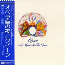 A Night at the Opera (2001. Japan Remastered) mp3 Album by Queen