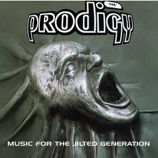 Music For The Jilted Generation mp3 Album by The Prodigy