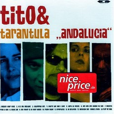 Andalucia mp3 Album by Tito & Tarantula