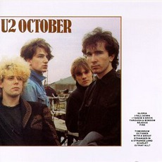 October (2008 Remaster) mp3 Album by U2