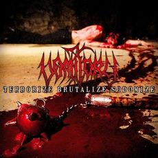 Terrorize Brutalize Sodomize mp3 Album by Vomitory