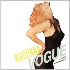 Vogue (5'' Cd Single - Germany)