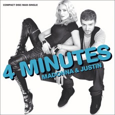 4 Minutes (Us 5'' Cdm - Thailand) mp3 Single by Madonna