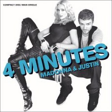 4 Minutes (UK 5'') mp3 Single by Madonna