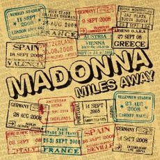 Miles Away (US 5'' CDM - Thailand) mp3 Single by Madonna