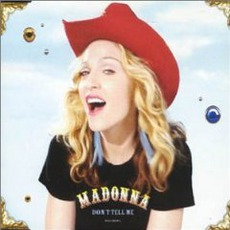 Don't Tell Me (Us Cdm - Usa) mp3 Single by Madonna