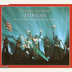 History (UK CDS2 - UK) by Michael Jackson