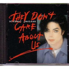 They Don'T Care About Us (Uk Cds1 - Austria) by Michael Jackson