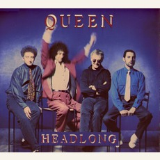 Headlond (1991. Japan Cd5 Emi Tocp-6801)