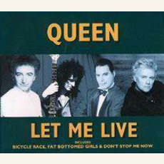 Let Me Live (Single Uk Part 2 Cd5 Parlophone Cdqueen24)