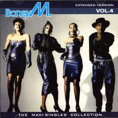 The Maxi-Singles Collection Vol. 4 mp3 Artist Compilation by Boney M.