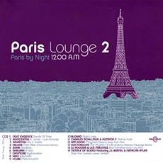 Paris Lounge Vol.2 - Paris By Night