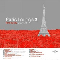 Paris Lounge Vol.3 - Paris By Day