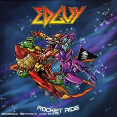 Rocket Ride mp3 Album by Edguy