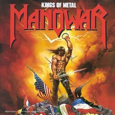 Kings Of Metal mp3 Album by Manowar