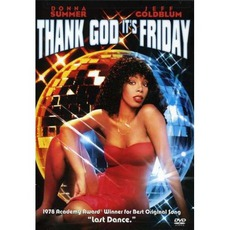 Thank God It'S Friday mp3 Soundtrack by Donna Summer