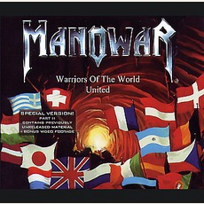 Warriors Of The World United Part II mp3 Single by Manowar