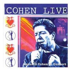 Leonard Cohen Live In Concert