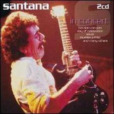In Concert mp3 Live by Santana