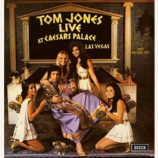 Tom Jones Live At Caesar's Palace Las Vegas