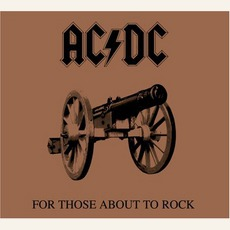 For Those About To Rock We Salute You mp3 Album by AC/DC