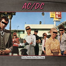 Dirty Deeds Done Dirt Cheap mp3 Album by AC/DC