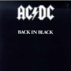 Back In Black mp3 Album by AC/DC