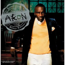 Konvicted (Deluxe Edition) mp3 Album by Akon