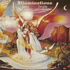 Illuminations mp3 Album by Carlos Santana & Alice Coltrane